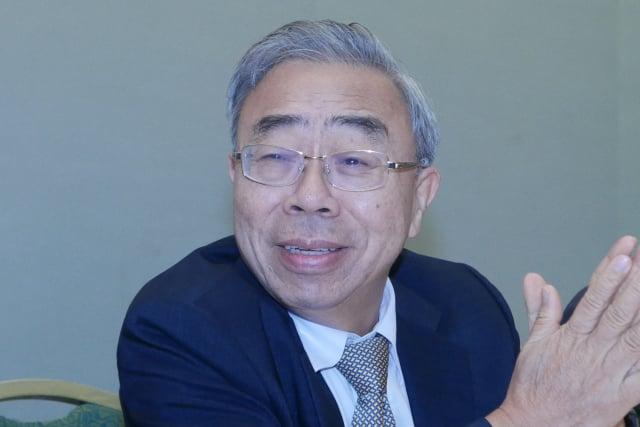 台塑集團總裁王文淵資料照。(大紀元)