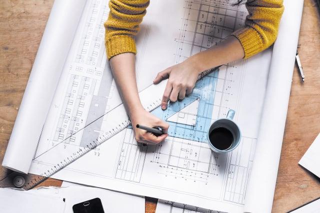 改建項目多,改建總是令人頭疼,多找一下自己喜歡或是偏好的格局,可以省下屋主很多大麻煩。(Shutterstock)
