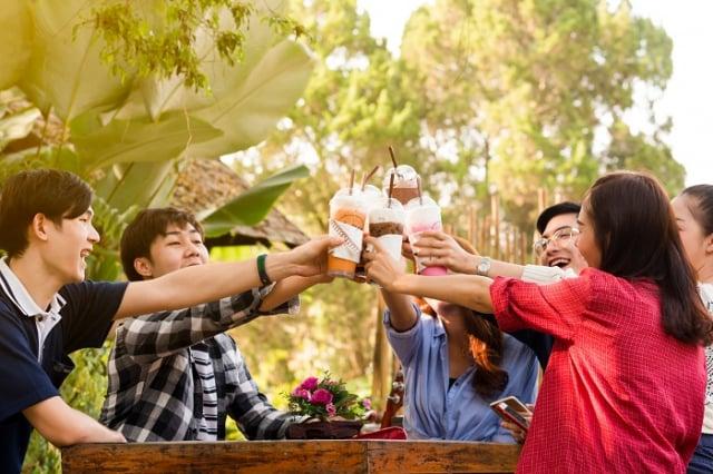 飲食習慣並非一朝一夕可以改變的,但是透過一些小撇步可以讓我們更有技巧的選擇適合自己的飲料,來達到滿足口腹之慾且同時兼顧健康的雙贏目標。(123RF)