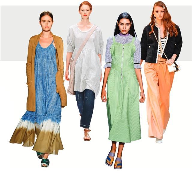 旅遊和出差該如何減少攜帶的衣物,同時又能穿得好看、時尚呢?這裡歸納出旅遊、出差打包衣物時的五大要點。(Getty Images)