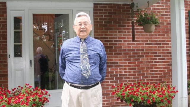 史學大師、中研院士余英時8月1日晨間於美國寓所睡夢中逝世,享耆壽91歲。(唐獎提供)