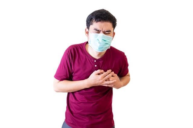 Delta變種病毒可能在健康的年輕人身上,造成更嚴重的感染及心血管併發症。(123RF)