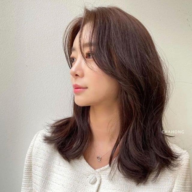 碎髮劉海可以修飾臉型。(呂Ryo提供)