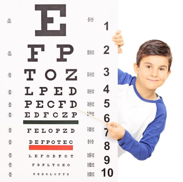 平時落實護眼之外,也要定期檢查眼睛。(Fotolia)