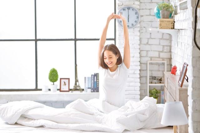 腸胃道與大腦神經系統連結緊密,維持腸胃道的健康就是身心靈平衡的關鍵,所以照顧好腸胃,就能達到紓壓與好眠的效果。(123RF)