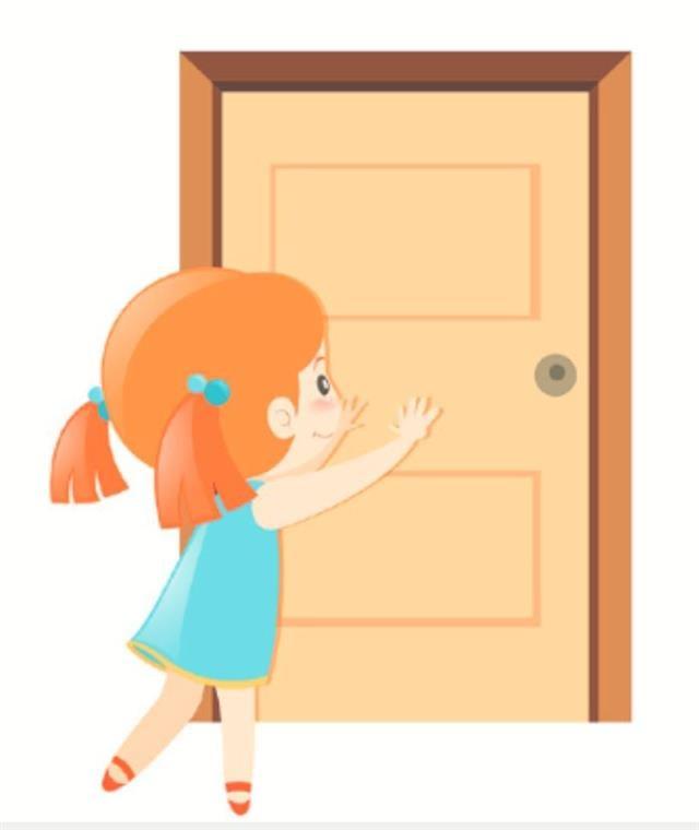 Knock Knock.(123RF)