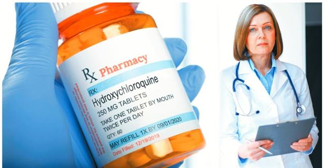 醫生們幾乎異口同聲的表示,羥氯奎寧對COVID-19的療效,目前表現最佳,應該作為首選藥物。這是一種治療瘧疾的藥,臨床上已經使用了65年,安全和治療效果均表現突出。 (123RF)