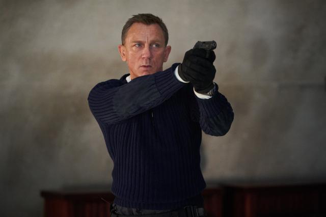 丹尼爾克雷格第5度飾演龐德,這也是他即將卸任的最終章。(UIP提供)