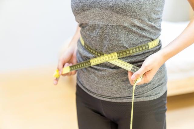 減重瘦身。(shutterstock提供)