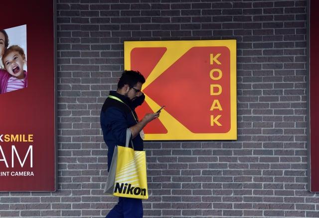 柯達公司上個月決定撤下法國攝影師瓦克在新疆拍攝的10張照片。示意圖。(David Becker/Getty Images)