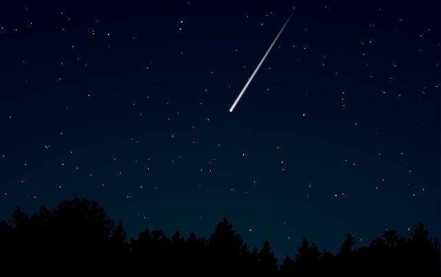美國女子霍奇斯(Ann Hodges)在1954年11月30日下午被隕石砸到。此為隕石的示意圖。