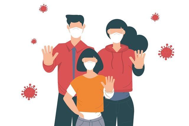 大家應互相尊重,尊重施打疫苗來防疫的心態,同時尊重不接種疫苗自身有很好的免疫力的心態,才能真正防堵疫情,人民健康。(123RF)