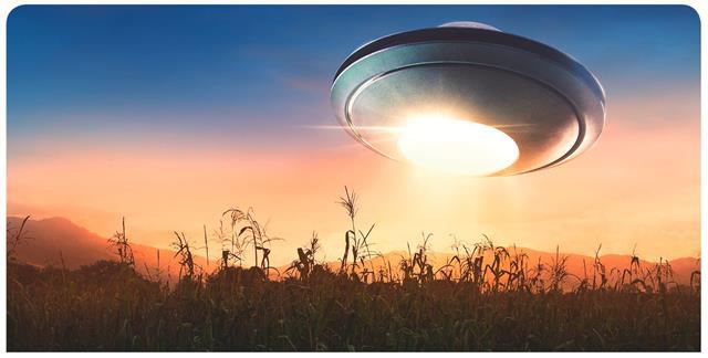 假若真的存在更高級的外星文明,也許造訪地球對他們而言也不是什麼難事。(123RF)