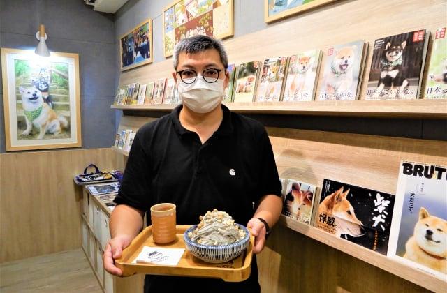 移民台灣開冰店,「此木二水」老闆:喜歡台灣很久了!