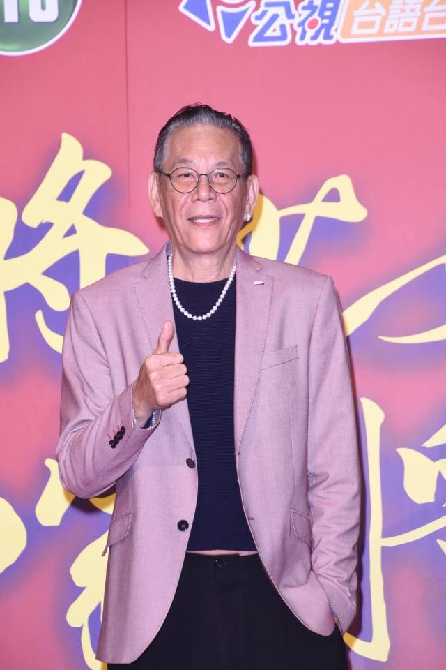 龍劭華於14日猝逝高雄,享壽68歲。(記者黃宗茂/攝影)