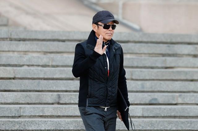 中國資深演員陳道明,圖為資料照。(Lintao Zhang/Getty Images)