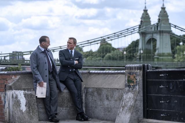 《007:生死交戰》劇照。(UIP提供)