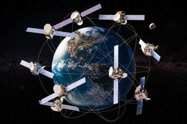 過多的衛星,將會影響到天文觀測。(ShutterStock)
