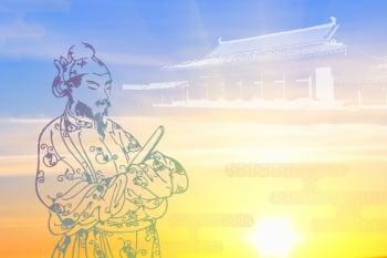 【連載小說】日初天子 七、背影會發光的男人(1)