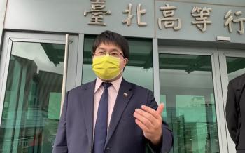 中共介入罷Q 黃帝穎:臺灣民主關鍵一戰