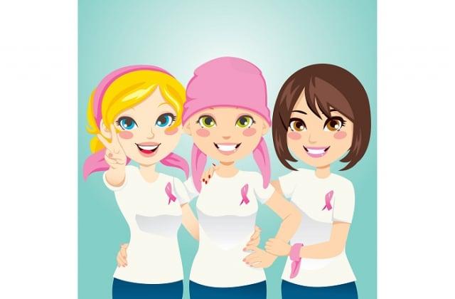 護乳健康從「均衡飲食、健康體位、規律運動、拒絕菸酒」建立正確健康生活做起。(123RF)