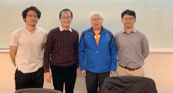 中原大學林政鞍研發團隊   獲頒2021未來科技獎