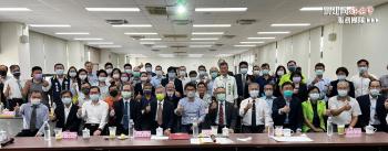 沈榮津:若疫情續持控制住 下個月有望開放外勞